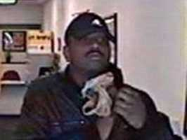 Name not knownThis person is suspected of an armed robbery at an Advance America in Sacramento. Anyone with knowledge of his whereabouts is asked to call 916-443-HELP.