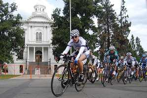 Merced CountyVisitor-generated sales tax receipts: $4,300,000Things to do: Watch cyclists whiz by in the Merco Credit Union Cycling Classic.