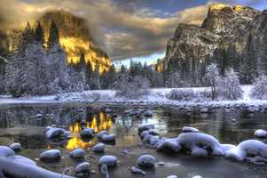 Mariposa CountyVisitor-generated sales tax receipts: $6,400,000Things to do: Yosemite National Park.