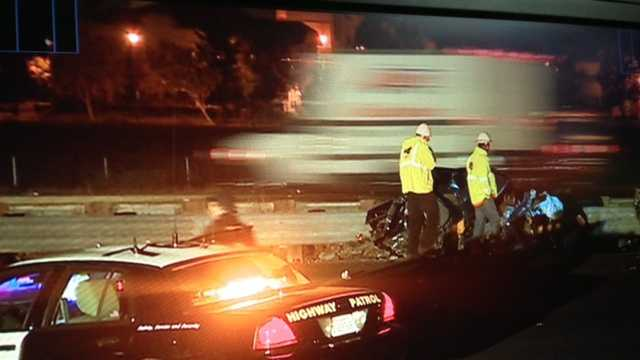 Deadly I-5 crash
