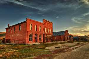 Mono CountyVisitor-generated sales tax receipts: $8,100,000Things to do: Pay a visit to the town of Bodie, a gold rush era ghost town that is now a California state historic park.