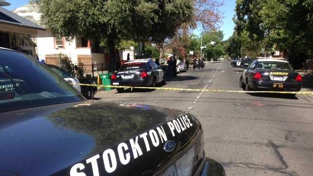 Stockton shooting
