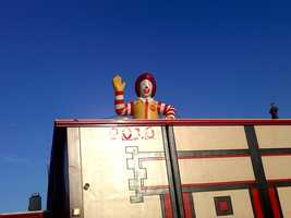 San Bernardino CountyVisitor-generated sales tax receipts: $110,100,000Things to do: There's plenty to do here, but how about eating at the world's first McDonald's restaurant?
