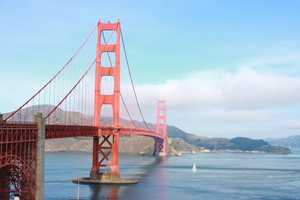 San Francisco CountyVisitor-generated sales tax receipts: $252,200,000Things to do: Leave your heart in San Francisco and explore the city and its iconic culture, including the Golden Gate Bridge.