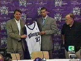 2005 NBA draft: With the 23rd pick, the Kings selected Francisco Garcia.Where is he now: Garcia quickly became a popular figure with his teammates and Kings fans. Garcia spent nearly eight seasons with the team, proving to be a versatile piece for his ability to handle the ball and play inspired defense. He was traded to Houston, where he's played in some critical minutes.