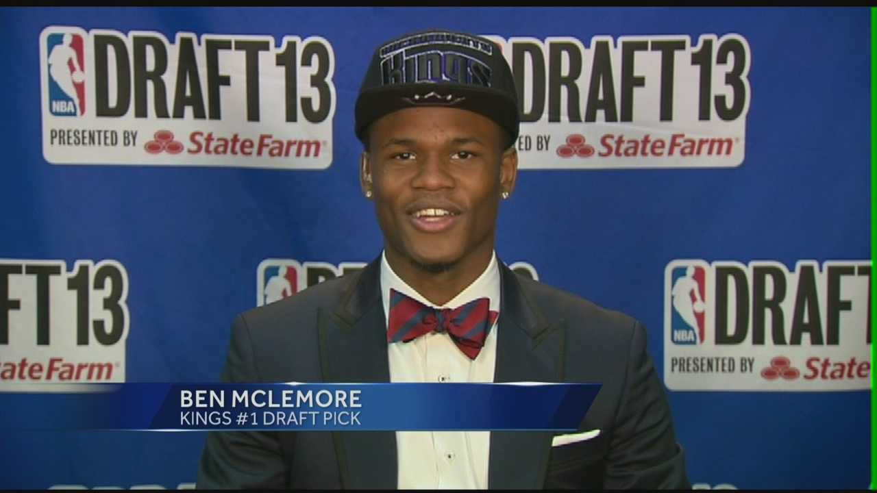 Ben McLemore: Excited to be part of Sacramento Kings family