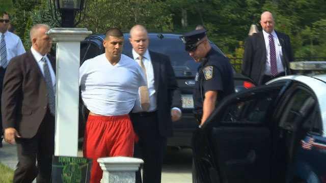 NFL Arrests - Generic