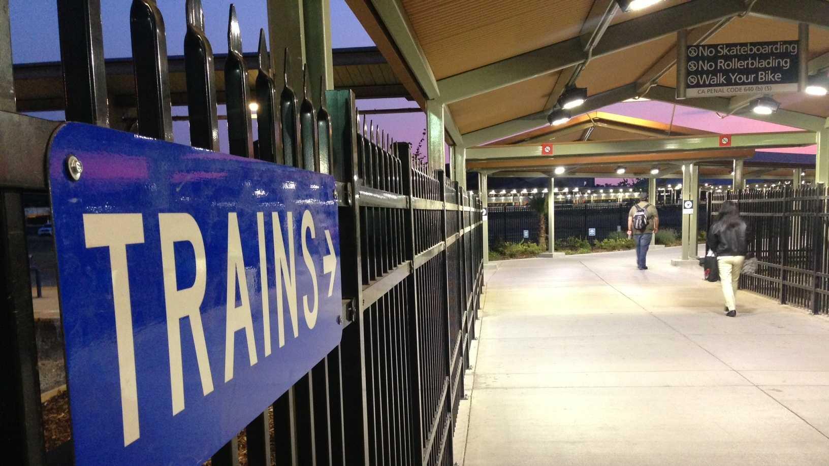 Capitol Corridor Trains