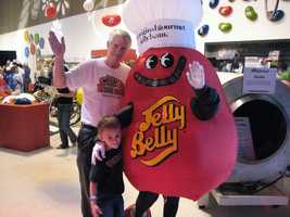 Solano CountyVisitor-generated sales tax receipts: $15,300,000Things to do: Located between San Francisco and Sacramento, Solano County is best known for its Jelly Belly Factory in Fairfield.