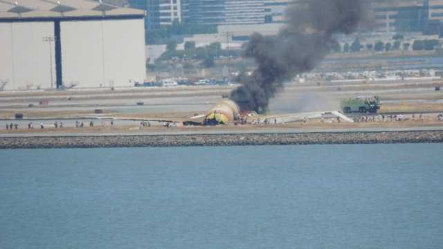 San Francisco plane crash 3