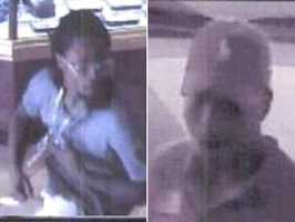 UnknownTwo men are wanted in connection with apossible string of jewelry thefts in the Sacramento area. Anyone with knowledge of their whereabouts is asked to call 916-443-HELP.