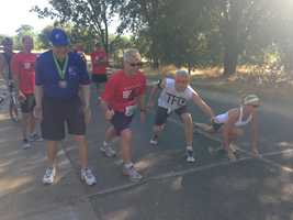 KCRA 3's Tamara Berg and five other racers set the pace for Eppie's Great Race happening on July 20.
