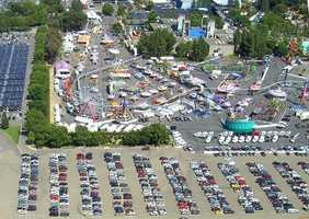 Since 2000, the State Fair has hosted more than a million visitors every year.