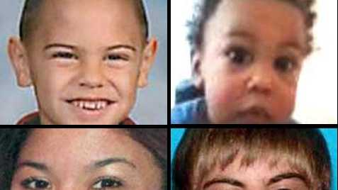 Click through this slideshow to see some of Sacramento region's missing people, including runaway children. Anyone with information on the whereabouts of these individuals is asked to call 1-800-222-FIND.
