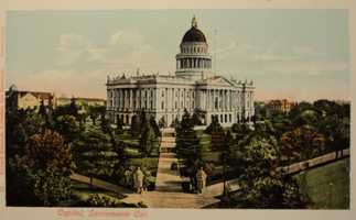 When Sacramento became the State Fair's permanent location in 1903, the fair was held annually at its new location, Capitol Park.