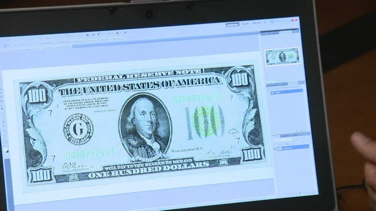 Traffic stop in Roseville leads to counterfeit money arrest