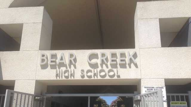Bear Creek High School