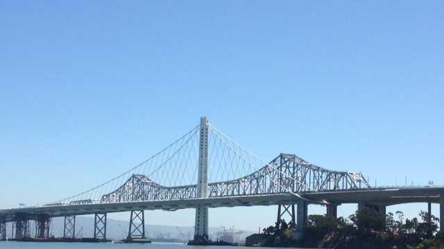 Bay Bridge bolts