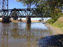 Sturgeon spawning has been verified for the first time in the San Joaquin River (Aug. 2, 2013).