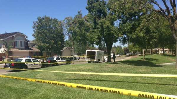 shooting, fatal shooting, death, homicide, investigation, homicide investigation, Sacramento County Sheriff's Department