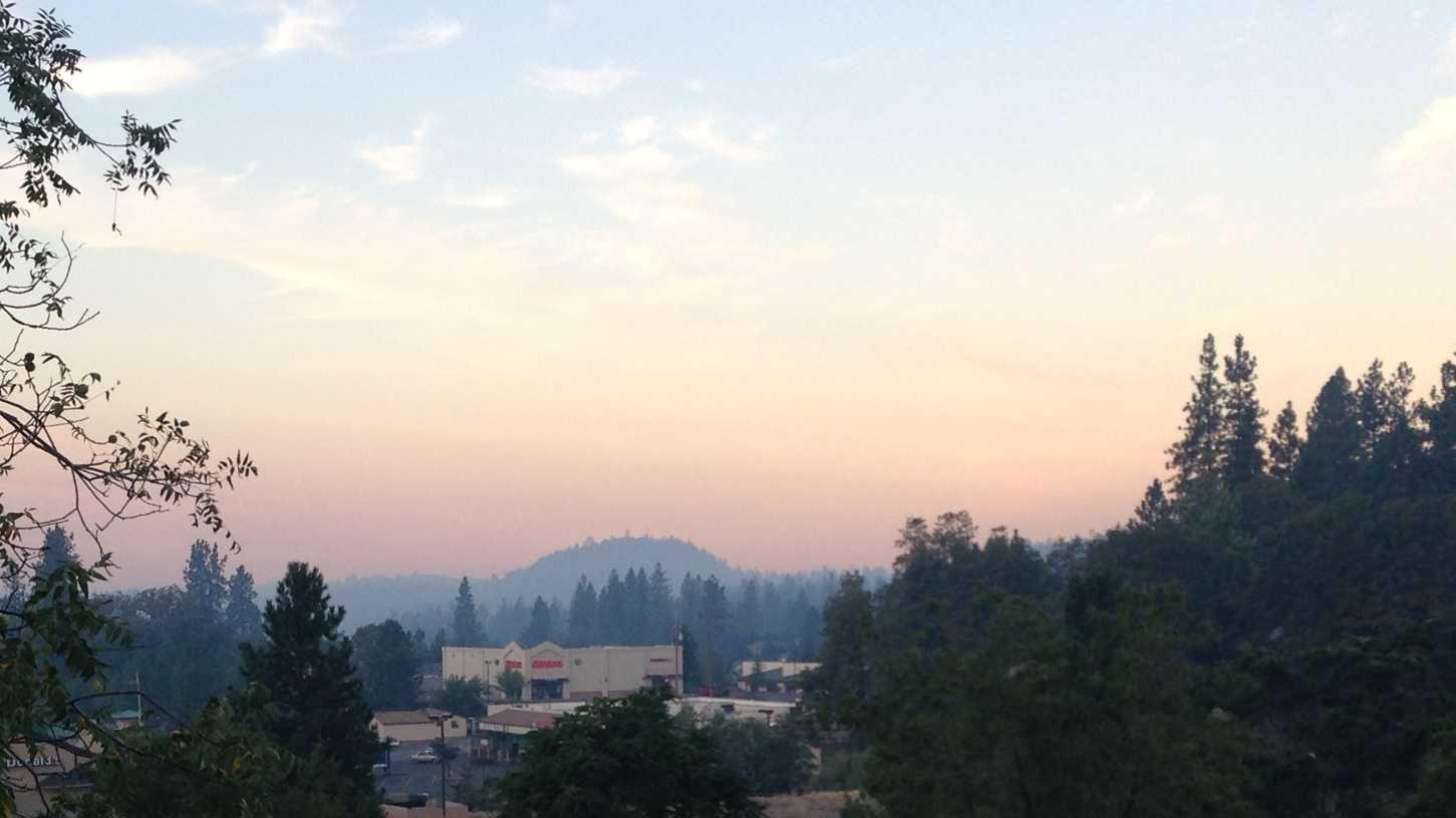 Colfax Smoke