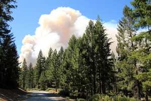 Heavy smoke will be an issue for the Sierra.