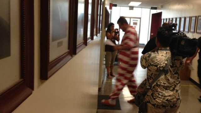 Brandon Pettit Arraignment