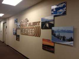 When taking a stroll through the hallways of KCRA, you will see photos of some special locations in Northern California.