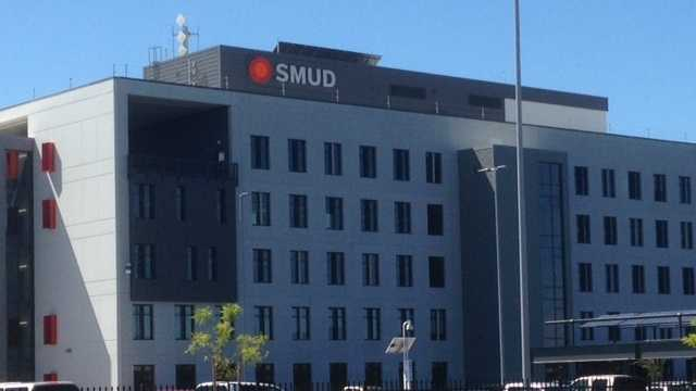 SMUD building