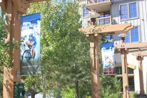 Squaw Resort CEO Andrew Wirth said the event is boosting the local economy during a time that is typically slow.