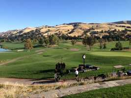 Dozens of celebrities gathered at the Yocha Dehe Golf Course in Yolo County for the 2nd annual Fallen Officers Golf Classic.