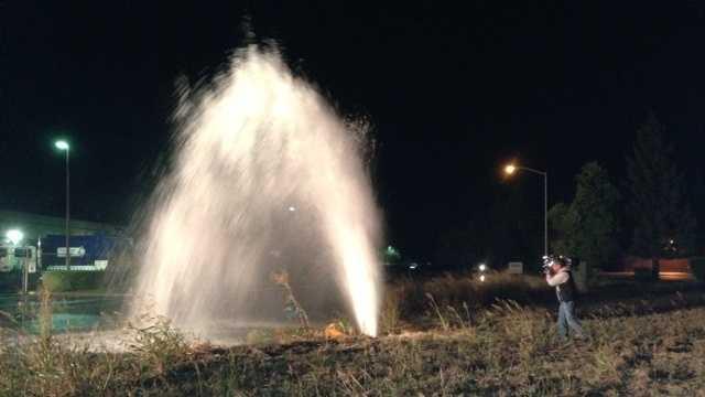 West Sac fire hydrant