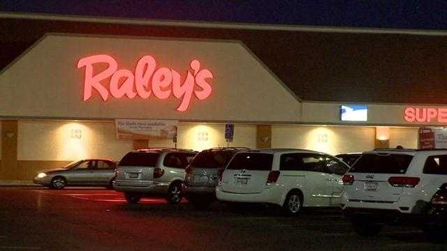 Sacramento Raley's attack