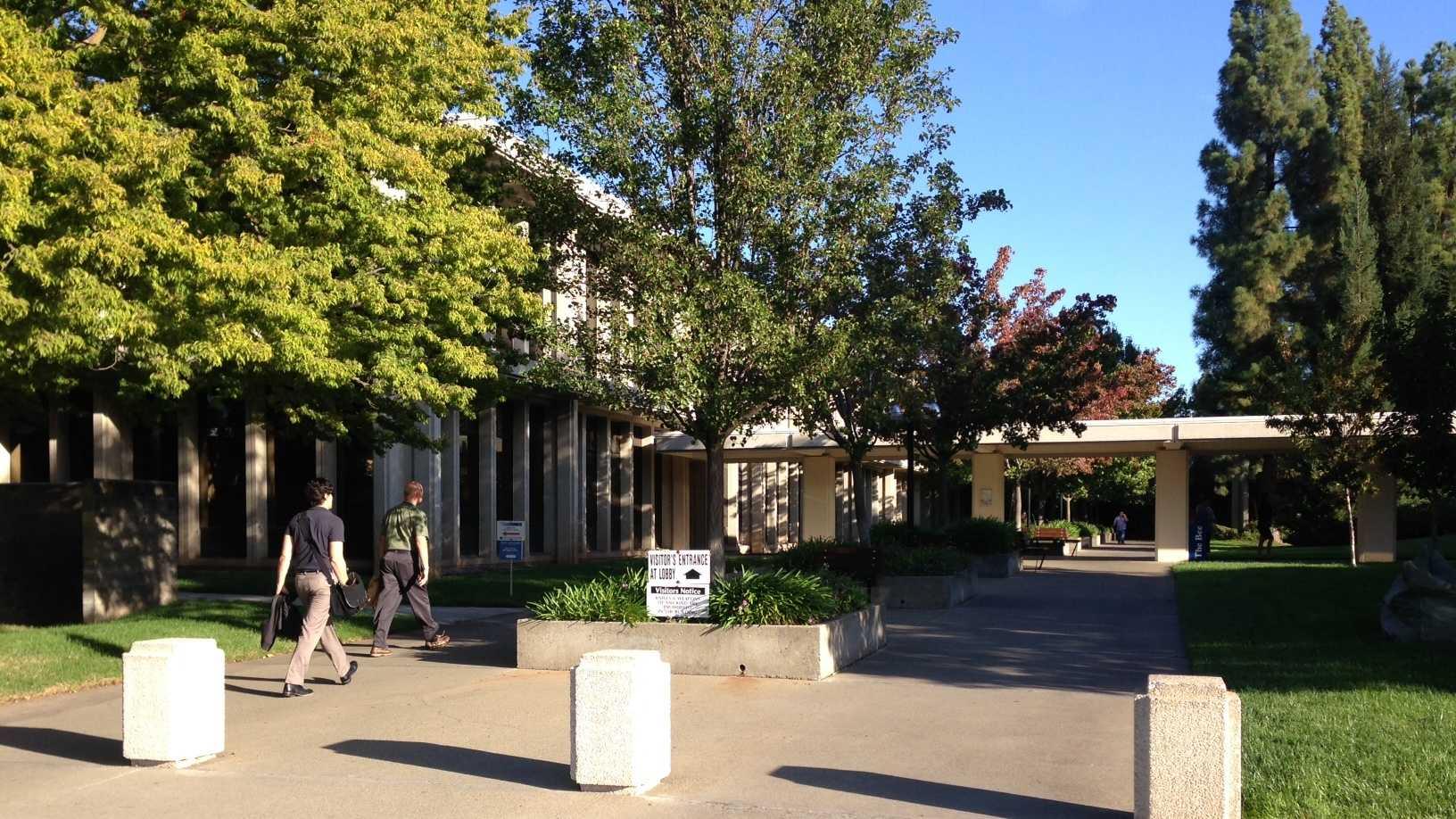 Federal Shutdown in Sacramento