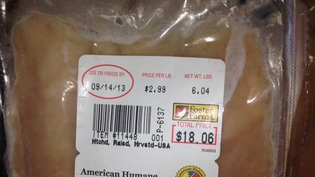 Foster Farms chicken