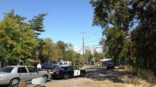 arrest, police pursuit, pursuit, shots fired, California Highway Patrol