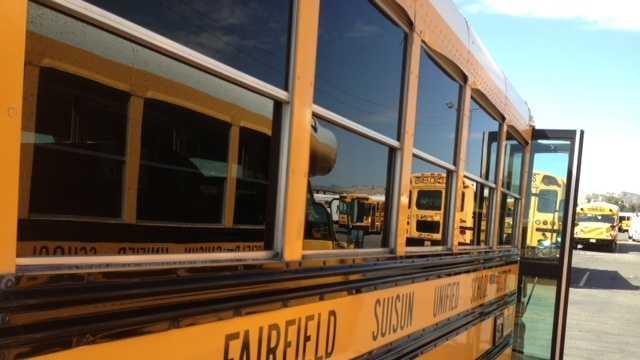 School bus confusion