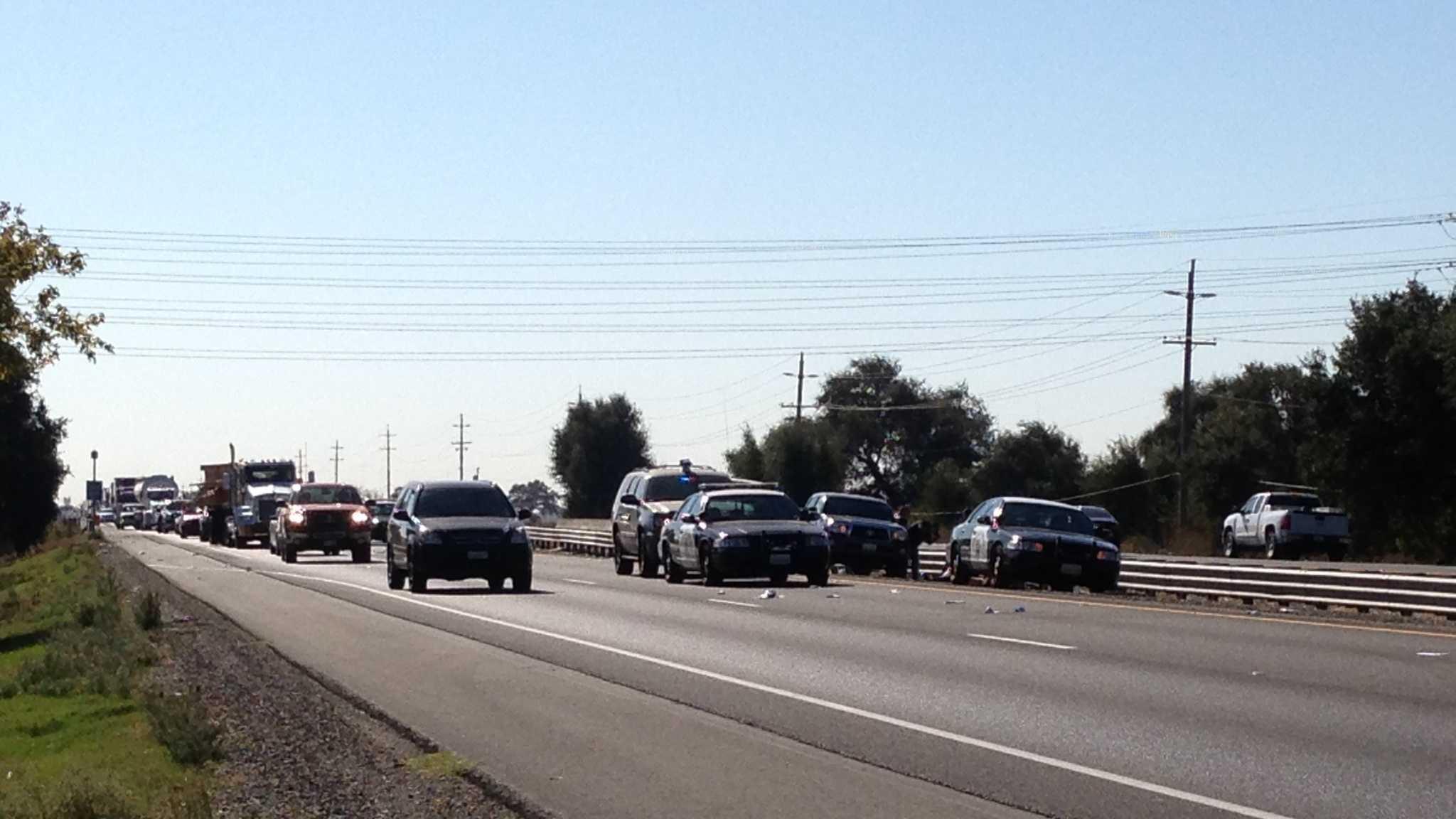 Highway 99 crash
