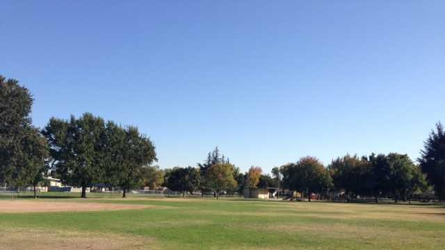 Modesto soccer field
