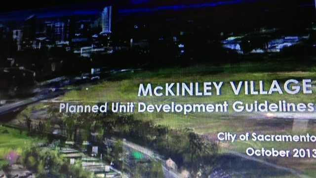 McKinley village