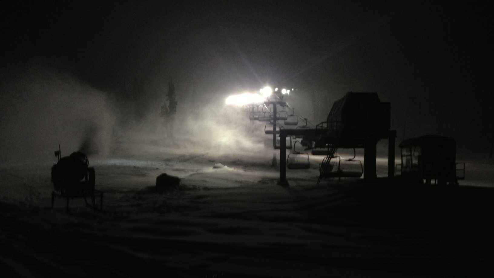 Boreal Snow Making