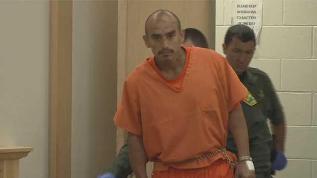 Sammy Duran in court