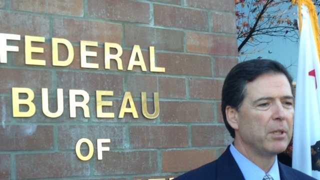 FBI director James Comey (Oct. 31, 2013)