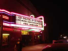 The valley town of Colusa, population 6,000, is rallying to save the town's only movie theater.
