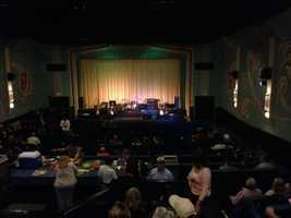 More than 200 people attended a fundraiser Saturday night at the historic Colusa Theatre, a community fixture since 1931.
