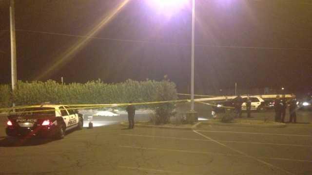West Sacramento pedestrian crash