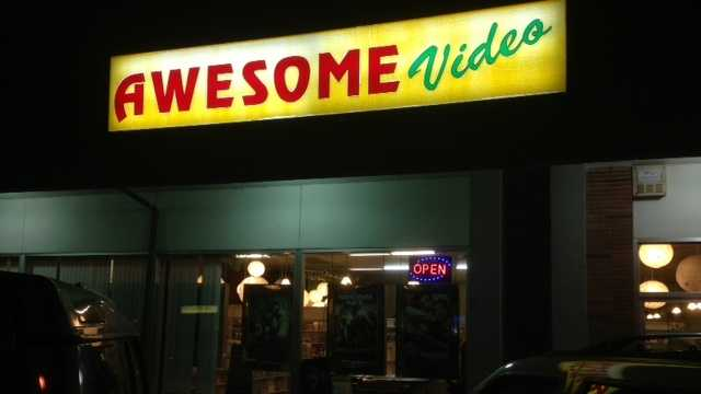 Awesome Video survives as Blockbuster closes all stores (Nov. 7, 2013).