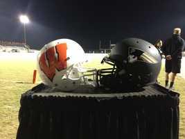 KCRA's Game of the Week was between Woodland and Pioneer. (Nov. 8, 2013)