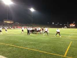 Whitney High School versus Antelope.