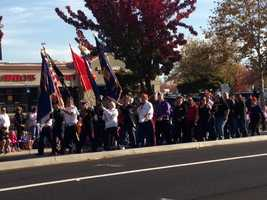 See images from Veterans Day celebrations throughout the Sacramento region.